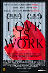 Love is Work, movie, poster