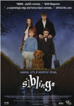 Siblings, movie poster