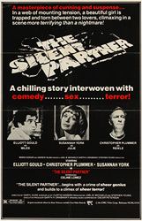 The Silent Partner, movie poster