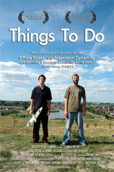 Things To Do, movie, poster,