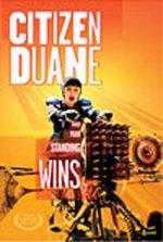 Citizen Duane, movie poster