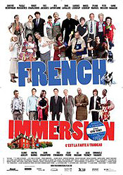 Poster for the movie French Immersion courtesy of TVA Films