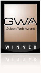 ;Golden Web Award;
