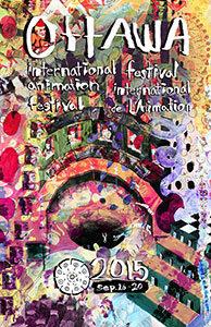 2015 Ottawa International Animation Festival poster