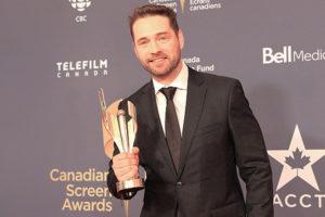 Jason Priestley, actor, director,