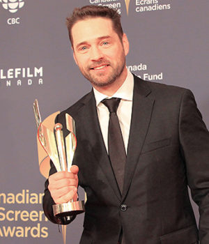 Jason Priestley, actor, director,