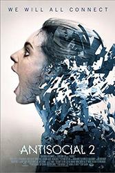Antisocial 2, 2015 Movie Poster