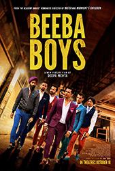 Beeba Boys, 2015 poster courtesy of Mongrel Media