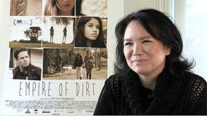 Jennifer Podemski., actress, producer,