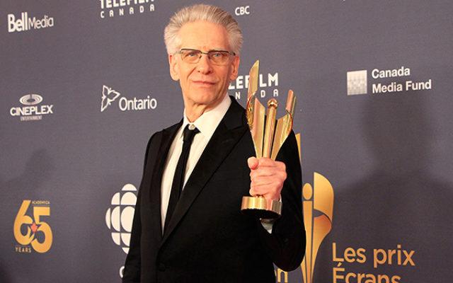 David Cronenberg, director,