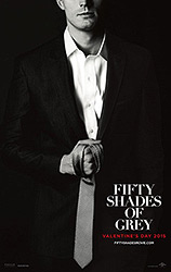 Fifty Shades of Grey, 2015 movie poster