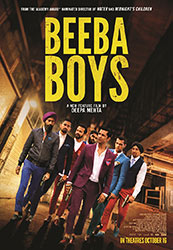 Beeba Boys 2015 movie poster courtesy of Mongrel Media