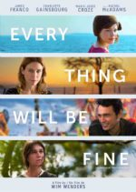Every Thing Will Be Fine, movie, poster,
