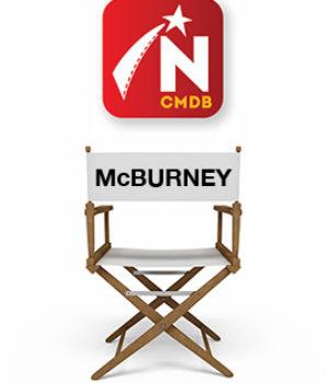 James McBurney, actor,