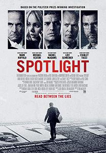 Spotlight, movie, poster,