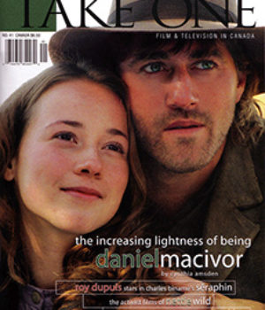 Take One, cover, Issue 41,
