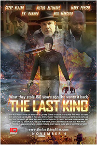Poster for the 2015 film The Last King