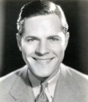 Donald Woods, actor,