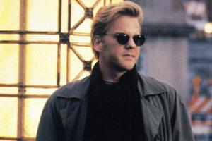 Kiefer Sutherland, actor,