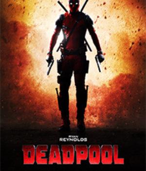 Deadpool, movie poster