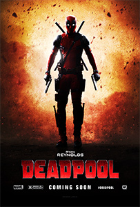 Deadpool, movie poster