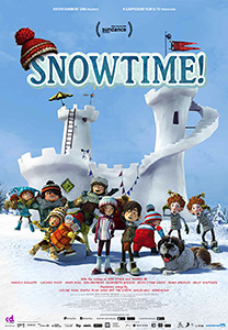 Snowtime, movie poster