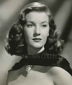 Lois Maxwell, actress,