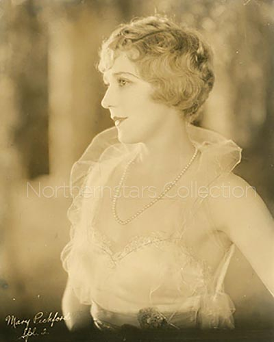 Mary Pickford, Coquete, actress,