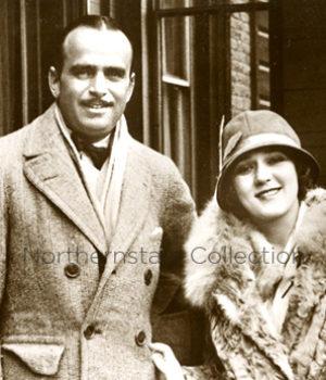 Douglas Fairbanks - Mary Pickford