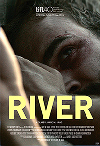 Poster for River courtesy of Elevation Pictures.