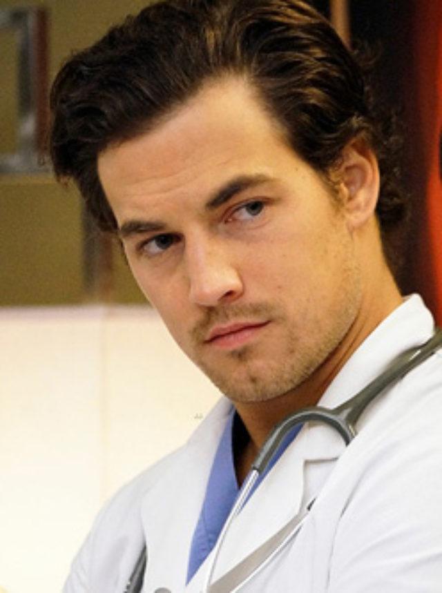 Giacomo Gianniotti, actor, Grey;s Anatomy,