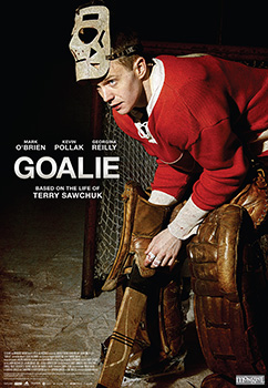 Goalie, movie, poster,