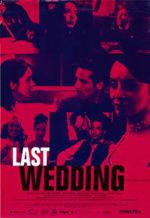 Last Wedding, 2001 movie poster