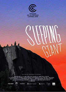 Sleeping Giant, movie poster