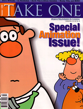 Take One, issue 24 cover