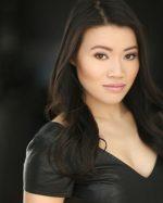 Caroline Chan, actress,