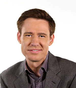 Gavin Crawford, host, Because News