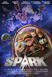Spark, 2015 movie poster