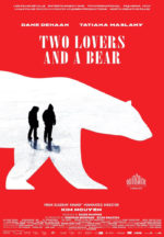 Two Lovers and a Bear, movie, film, poster,