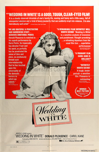 Wedding in White, movie, poster,