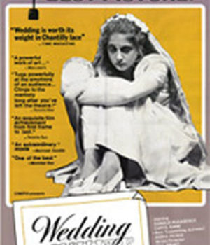 Wedding in White, movie poster