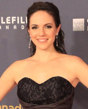 Anna Silk, actress,