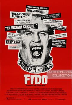Fido, movie, poster,
