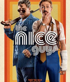 The Nice Guys, movie poster