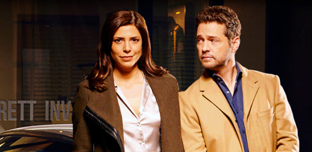 Private Eyes, TV series