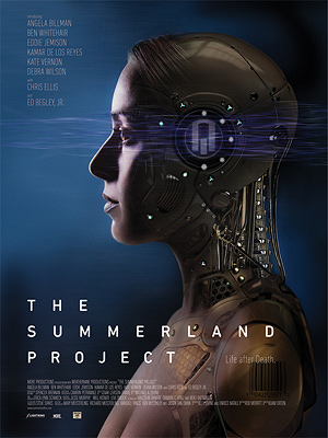 The Summerland Project, movie poster