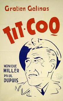 Tit-Coq, movie poster