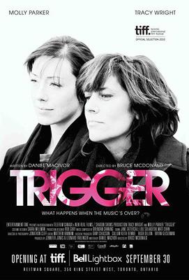 Trigger, movie, poster