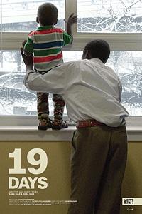 19 Days, movie poster