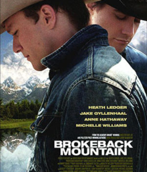Brokeback Mountain, movie poster,